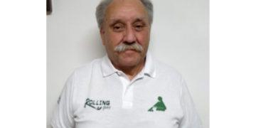 José Ares, adestrador / HC DEPORTIVO LICEO