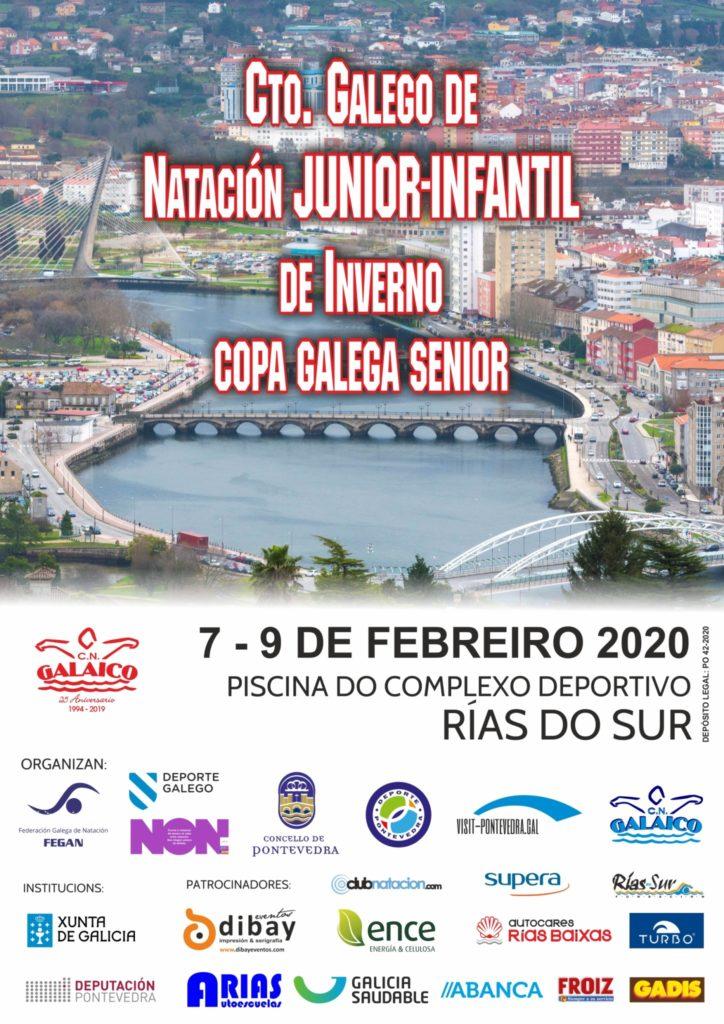 Campionato galego de natación / FGN