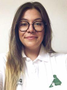 Noemí Uzal, adestradora / HC DEPORTIVO LICEO