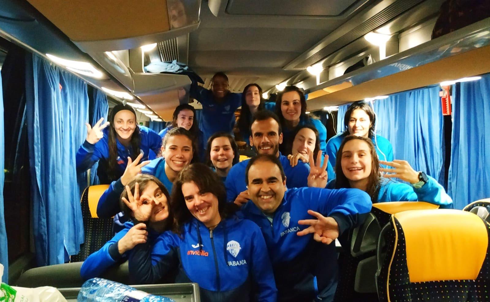 O Ourense Envialia afronta con moita ilusión o playoff polo título de Liga