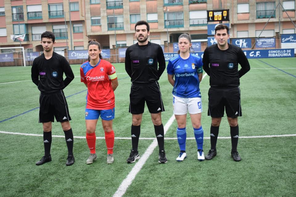Umia CF ante Oviedo Moderno
