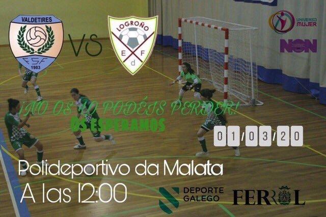 Valdetires - Promesas Logroño | VALDETIRES