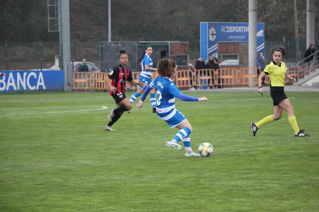 Tere Dépor - Sporting Huelva