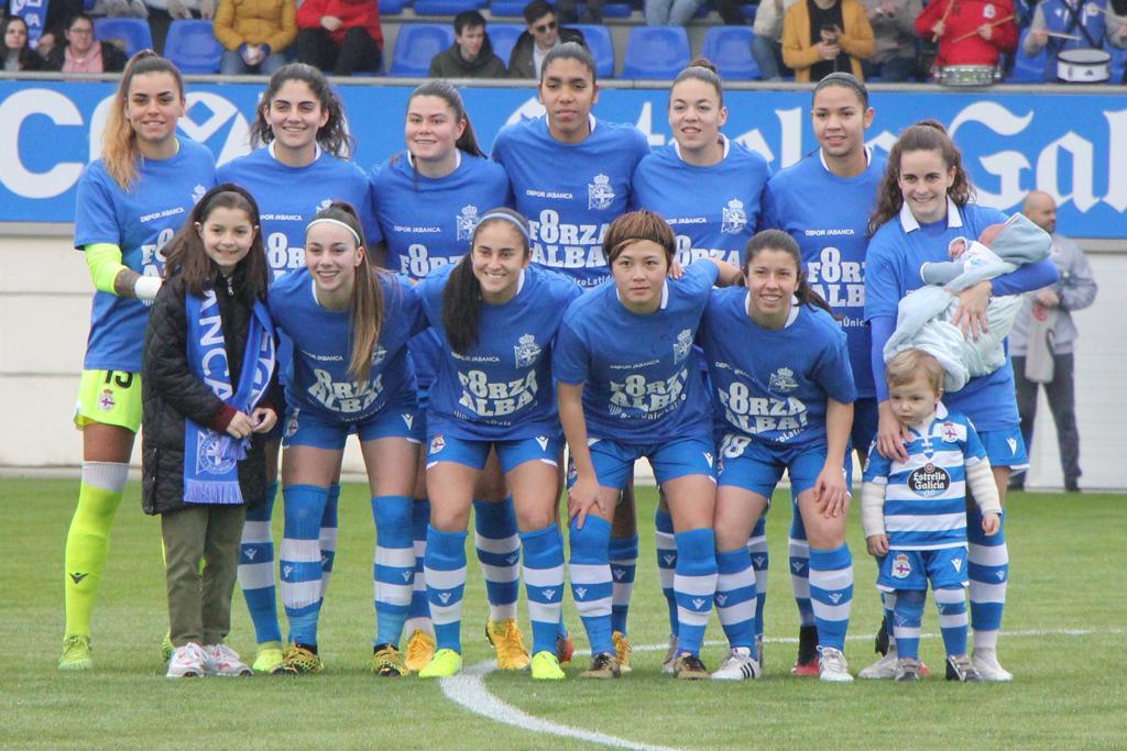 Maya - Dépor - Sporting Huelva
