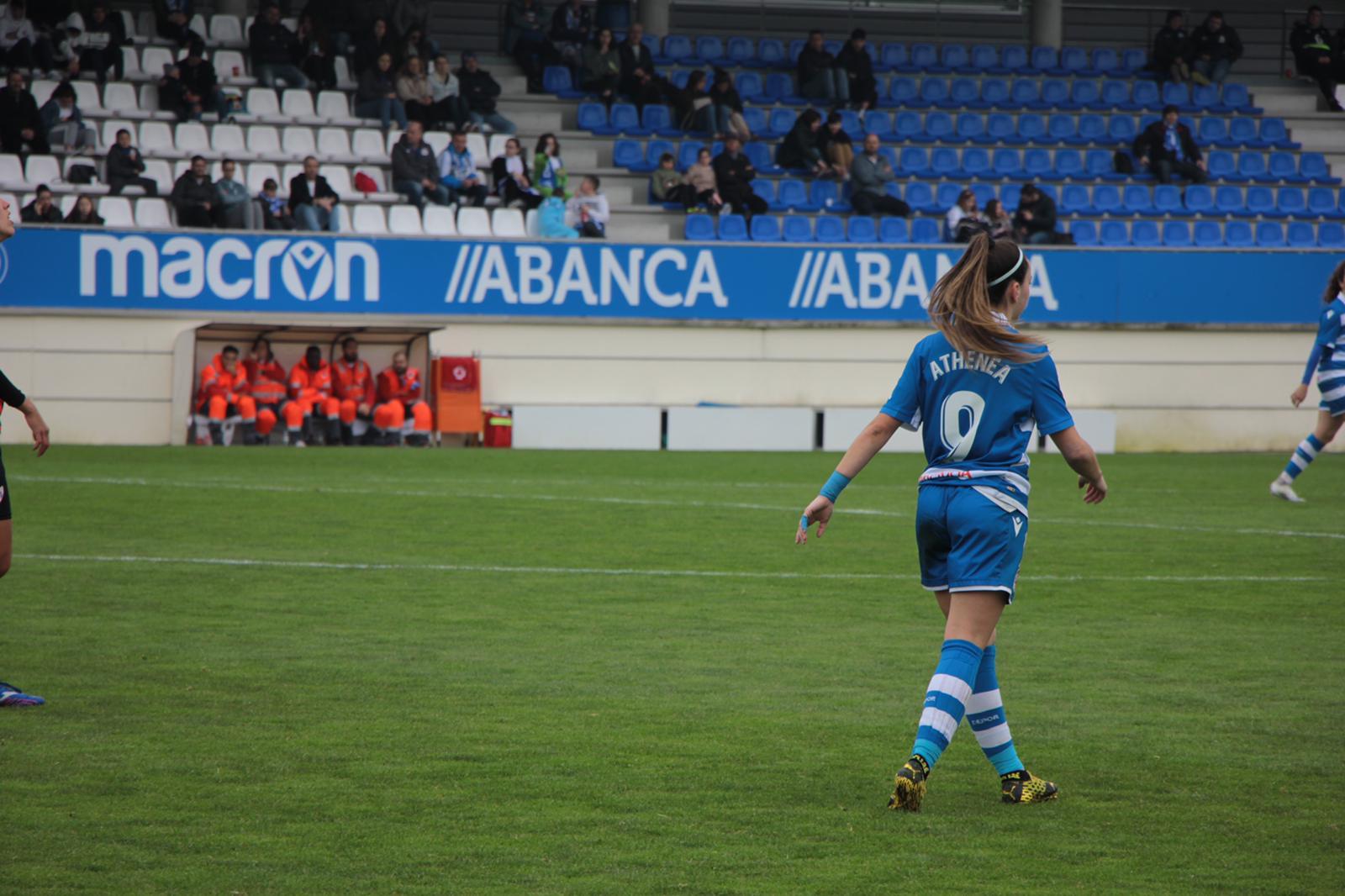 Athenea Dépor Sporting Huelva