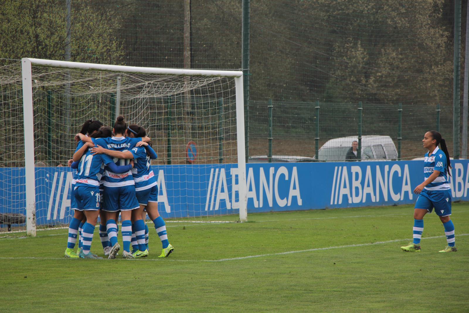 Dépor - Sporting Huelva