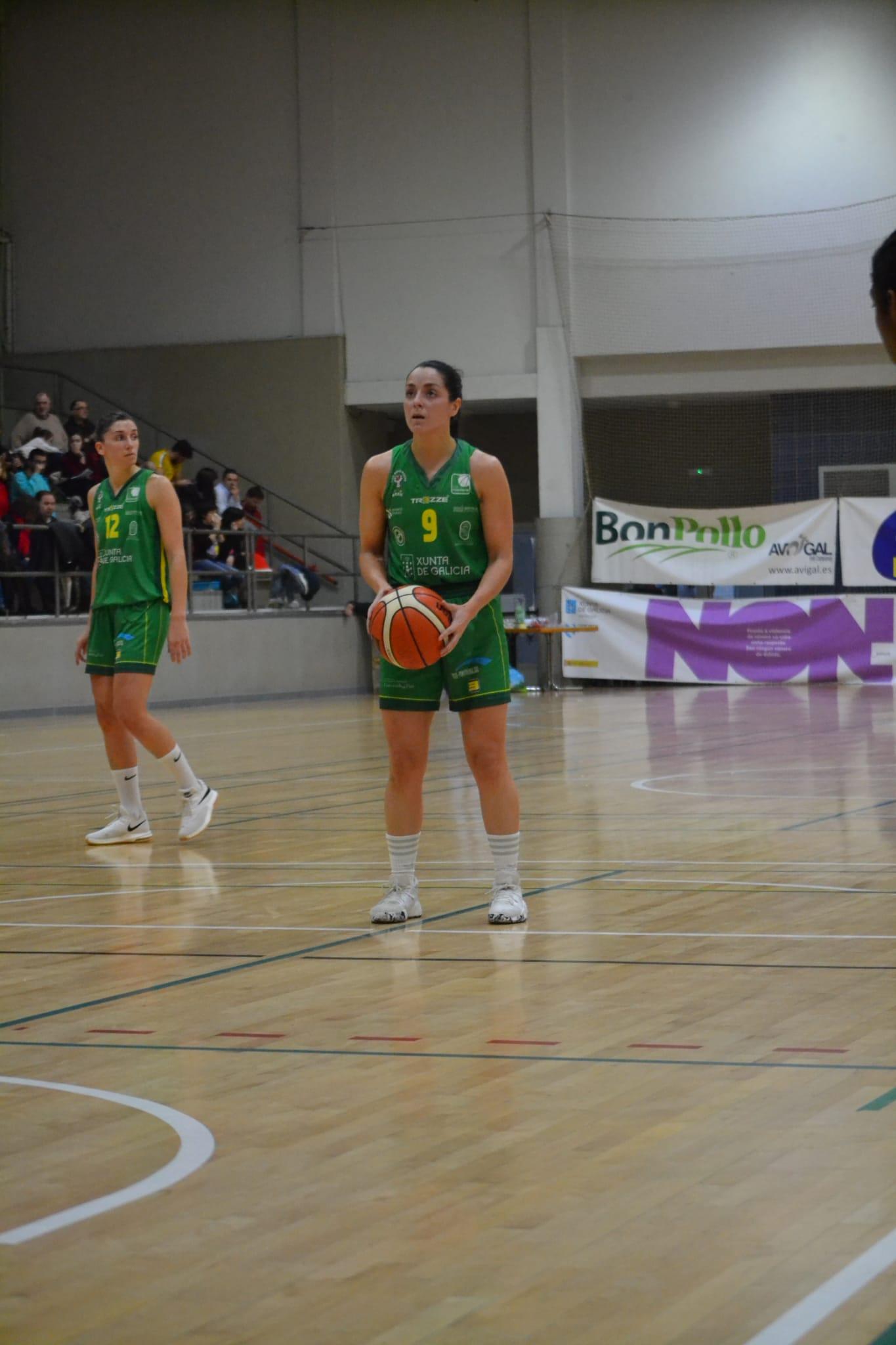 O Arxil, equipo da Liga Feminina 2/ C.B. ARXIL