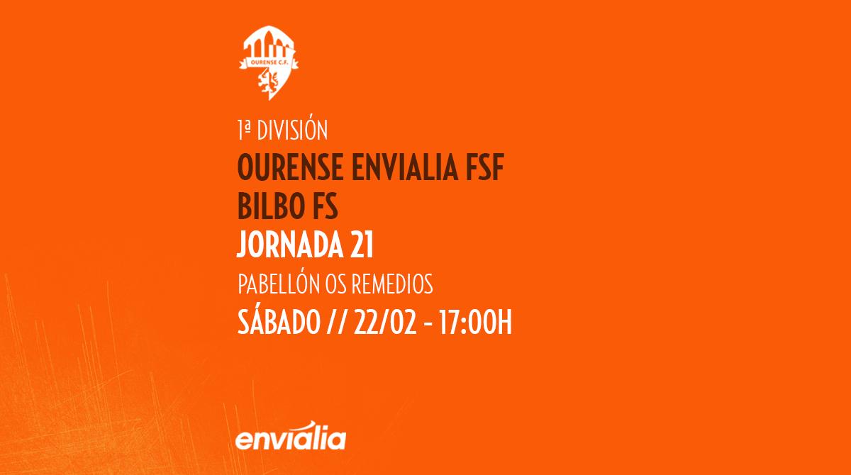 Ourense Envialia - Bilbo