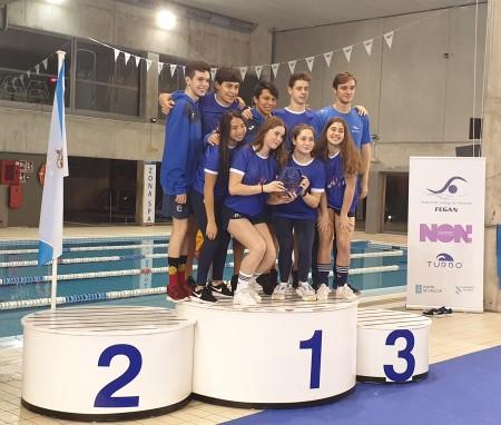Campionato galego de natación junior / FGN