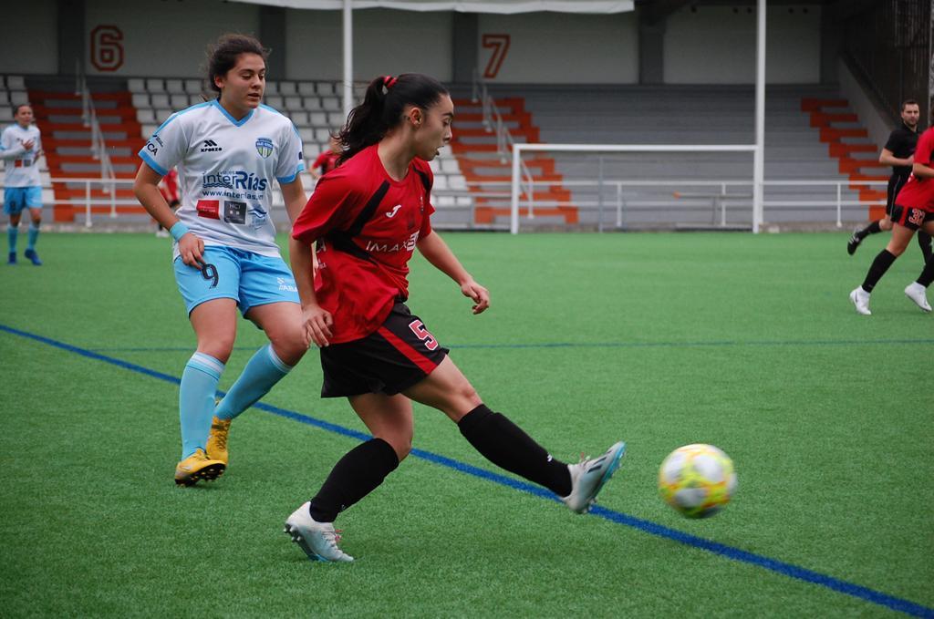 VICTORIA FC - VIAJES INTERRÍAS | VANE GARCÍA