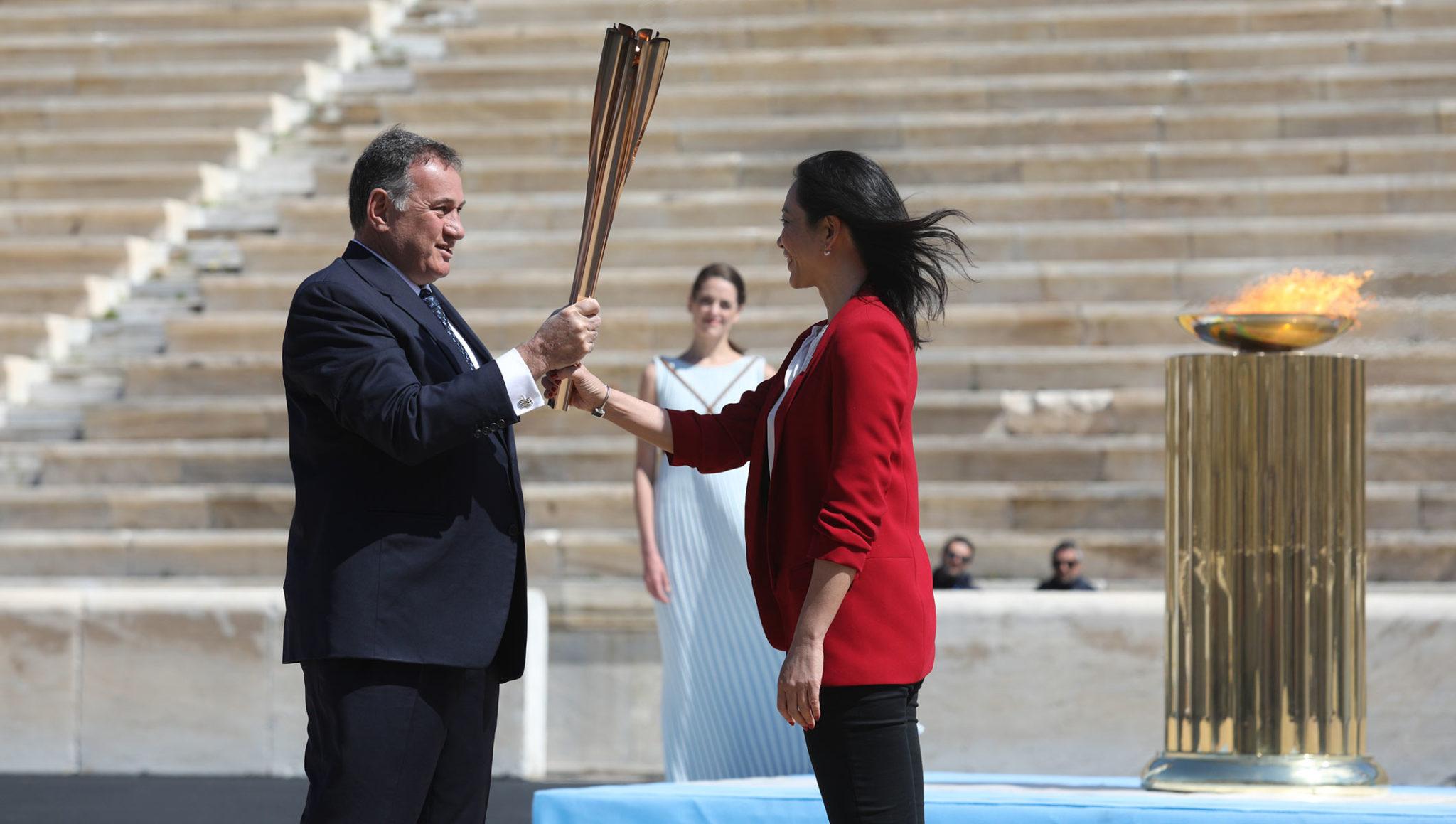 A llama olímpica permanecerá en Toquio | IOC