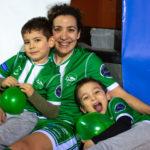 """Lucía Nespereira: """"Se es nena, para facer algo diferente tes que ser forte e dura. É unha mágoa, porque facemos nenas superviventes"""""""