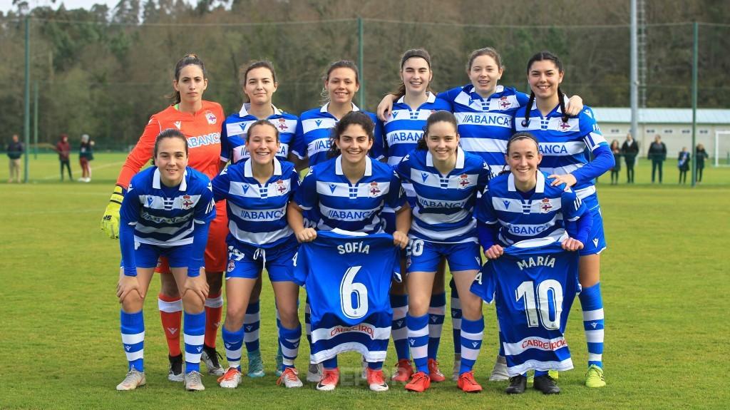 Deportivo ABANCA B - Victoria CF | RCD