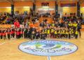 Entrega trofeos Biberón en Vista Alegre - PRB