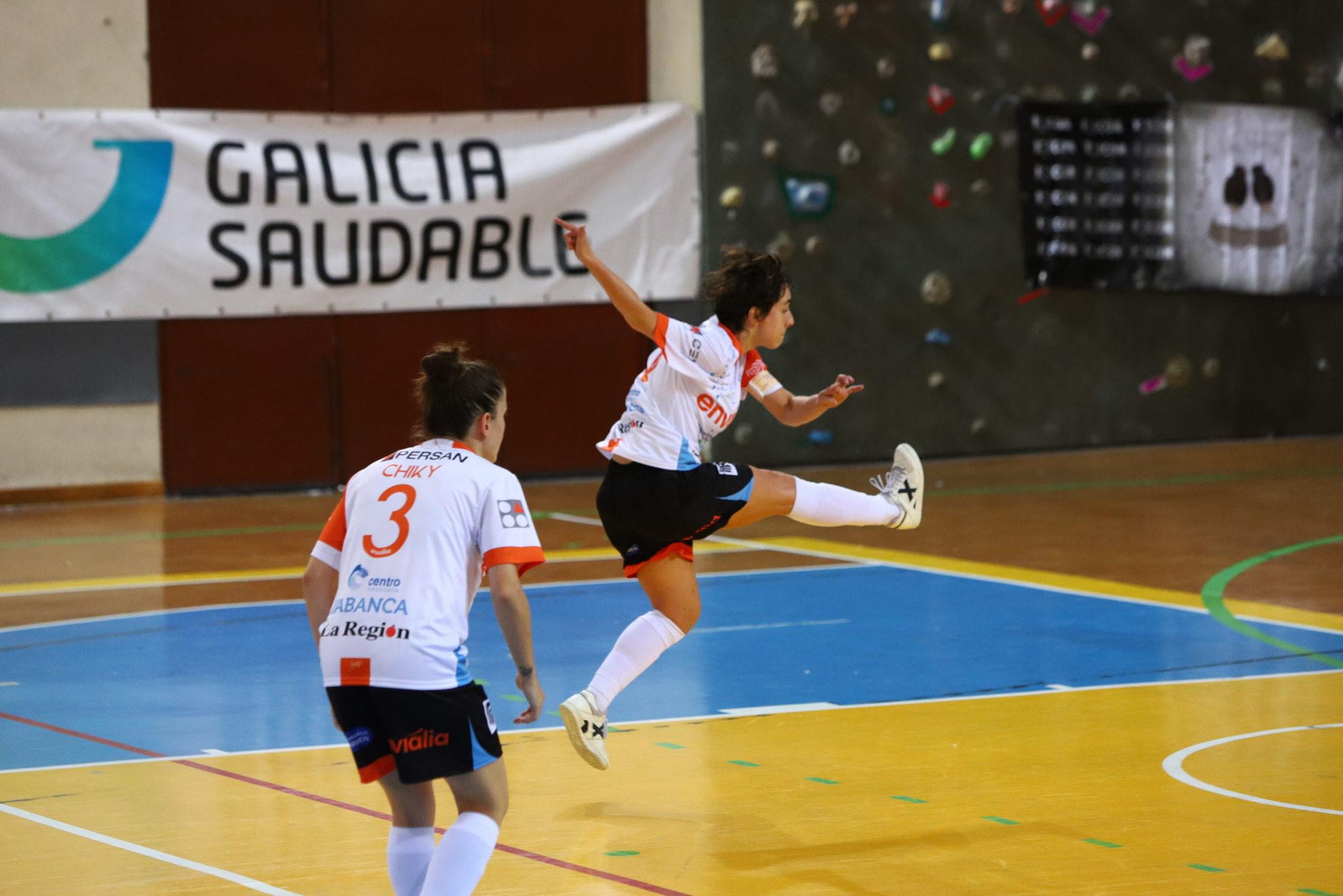Chiky Ourense Envialia - Leganés | David Pereda @pereda9