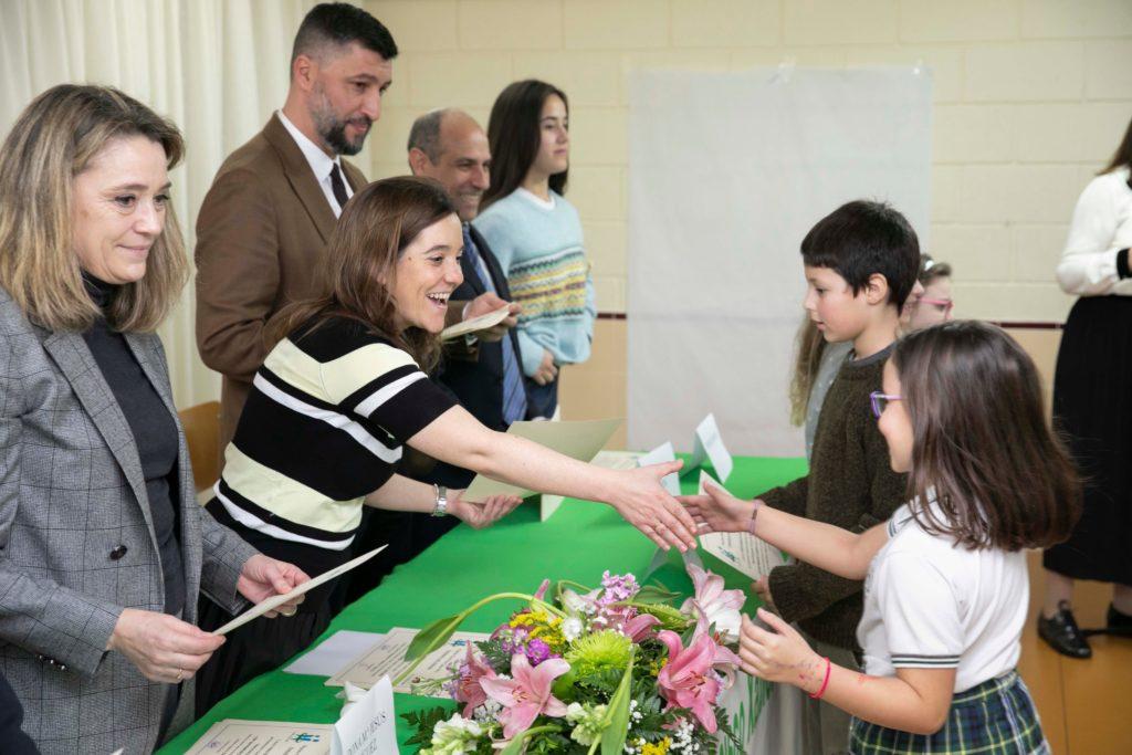 Entrega de diplomas do programa TEI / CONCELLO A CORUÑA