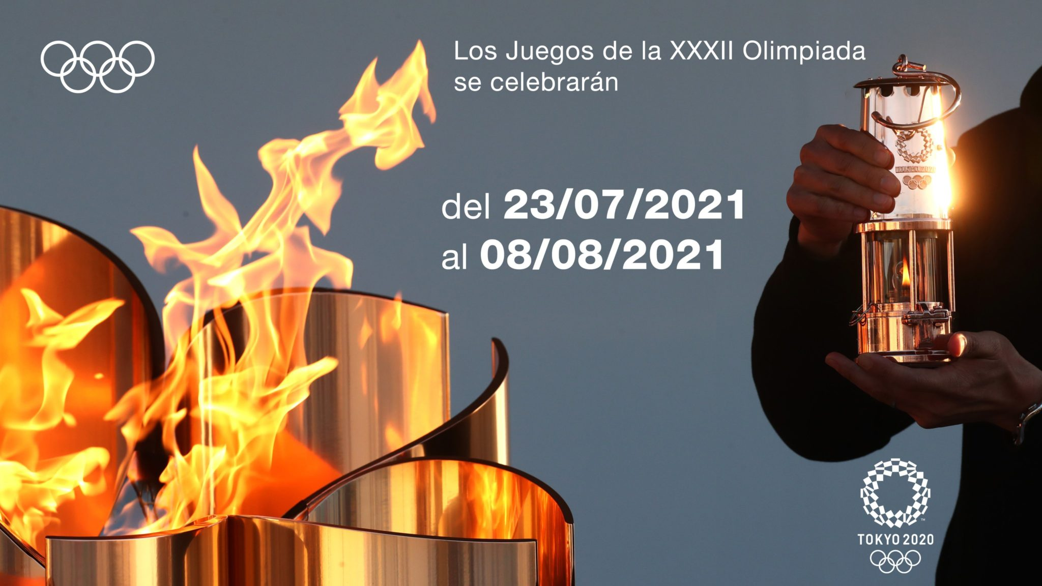 Xogos Olímpicos Toquio 2020 | @juegosolimpicos