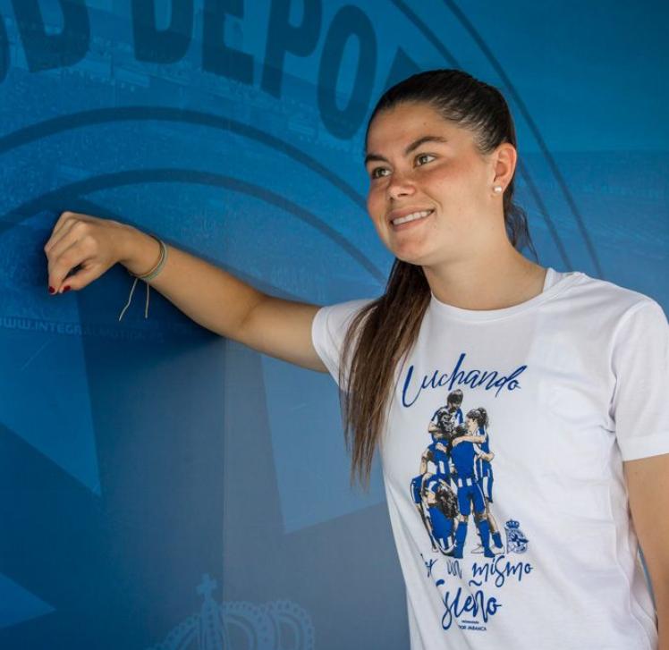 """Camiseta """"Luchando por un mismo sueño"""" / RCD"""