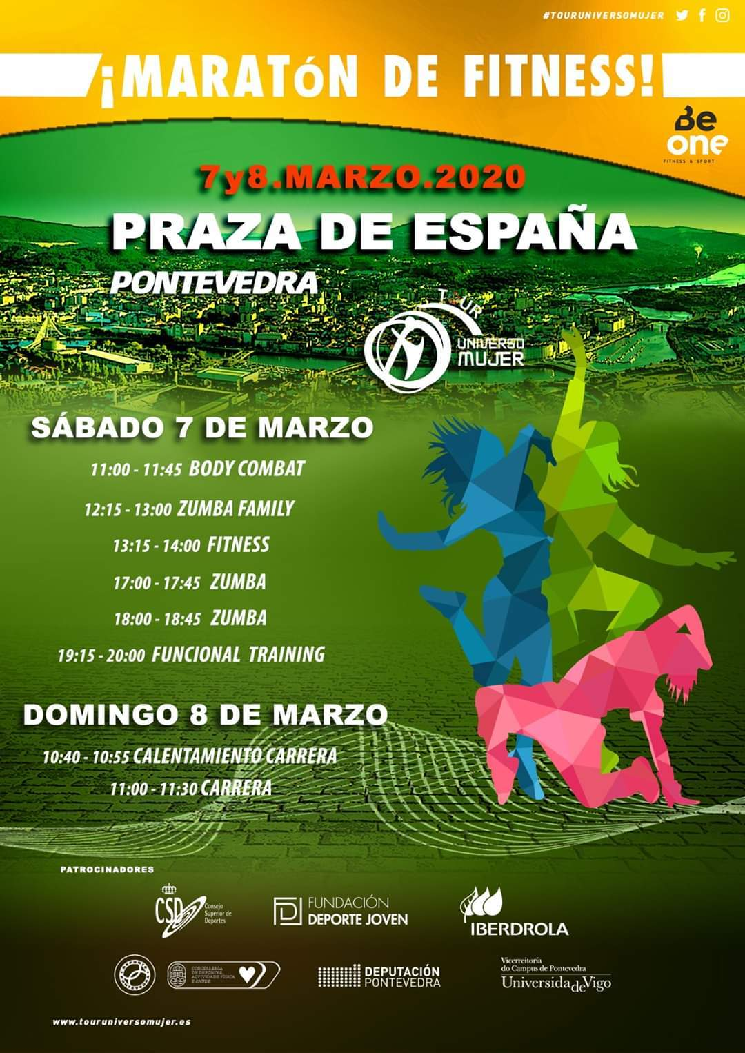 Praza España Pontevedra | RFEA