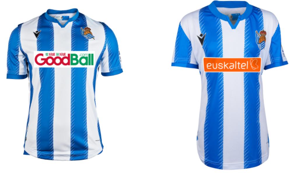 Camisetas Real Sociedad / REAL SOCIEDAD