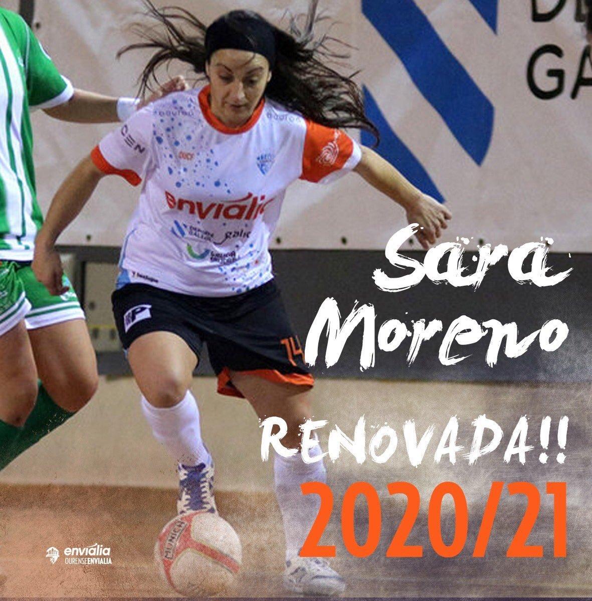Renovación Sara Moreno | OE