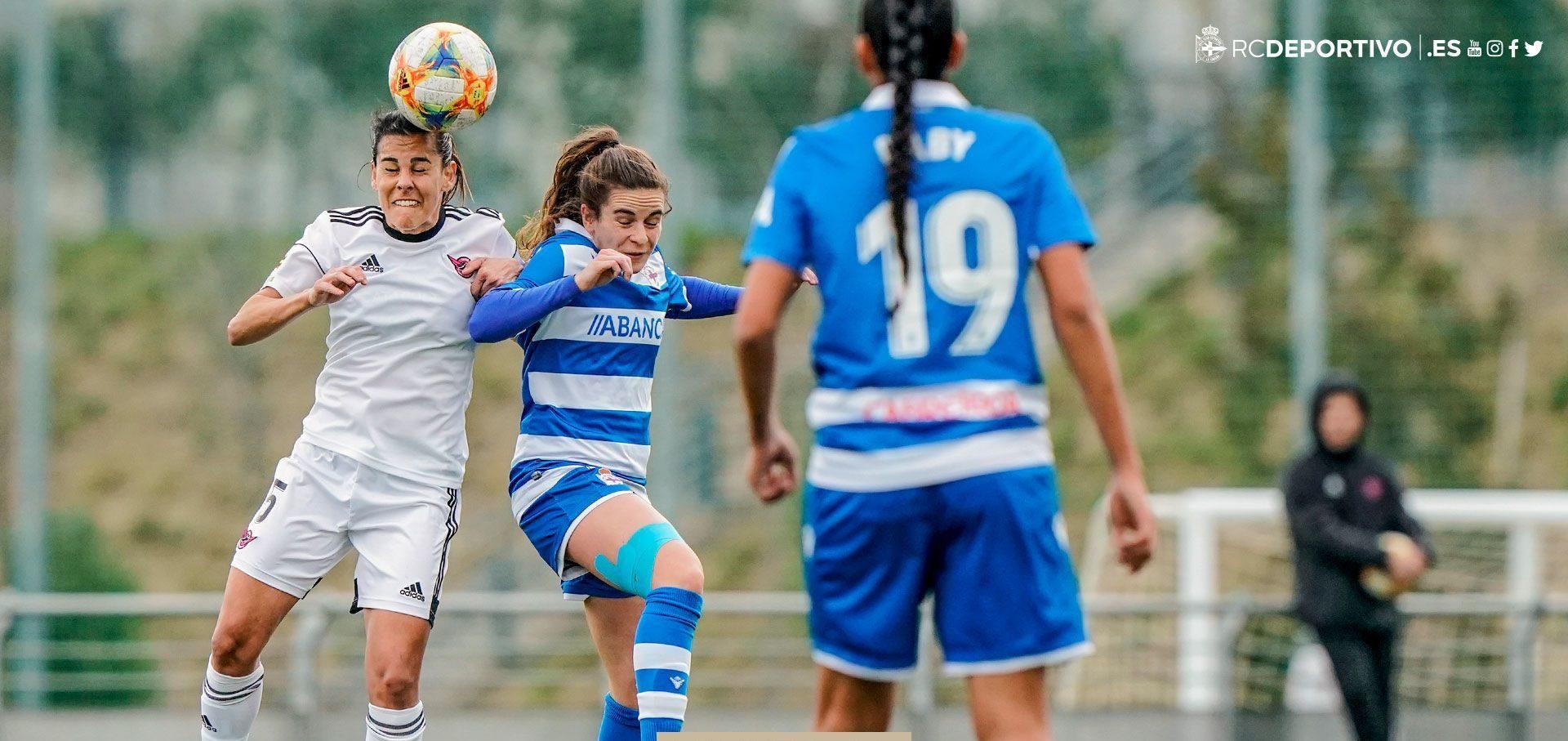 Tere e Gaby-CD-Tacon - Deportivo-ABANCA | RCD