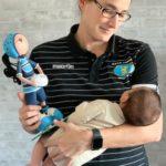 """Helen Roca: """"A incerteza de se vas poder volver é o máis complicado de ser nai""""_2"""