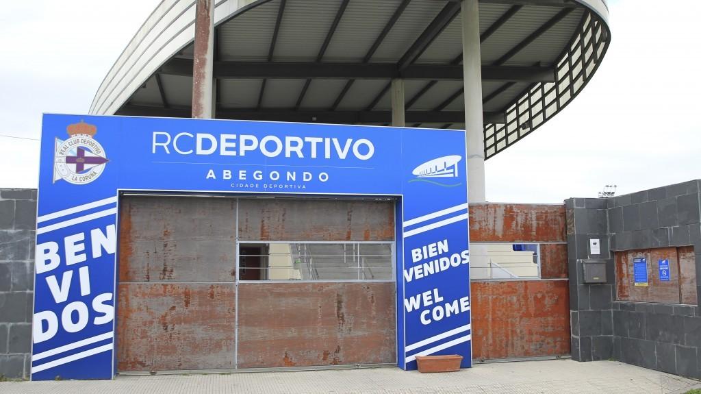 Cidade Deportiva Abegondo | RCD