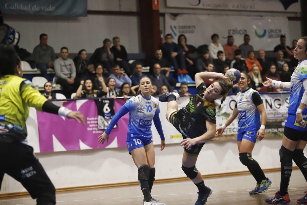 O Guardés vence ao Rincon Fertilidad Málaga por 2 goles (26-24) / COECO.CREATIVE - GUARDÉS