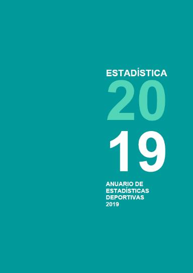 Anuario Estadísticas Deportivas 2019 | MCD