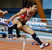 Chus Sangüos, atleta galega de máster - RFEA