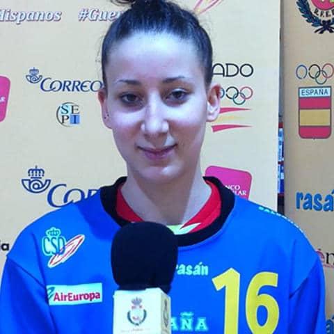 Irene Sánchez - RFEBM