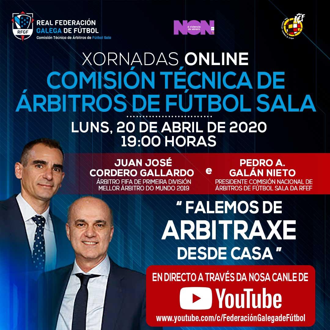 José Cordero Gallardo e Pedro A. Galán Nieto - RFGF