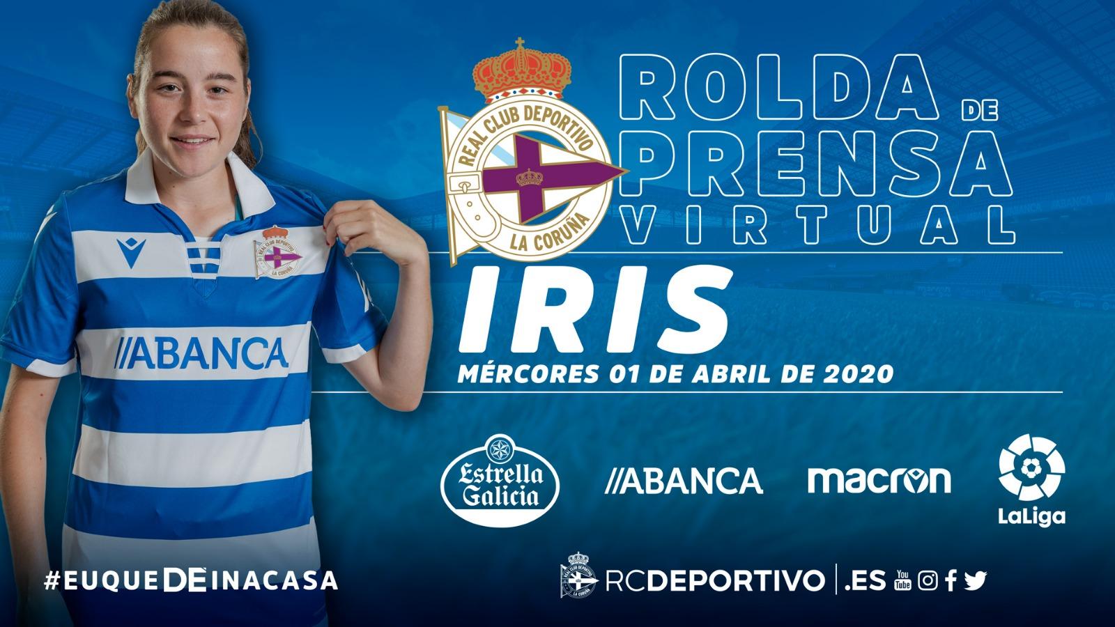Iris Arnáiz Deportivo ABANCA | RCD