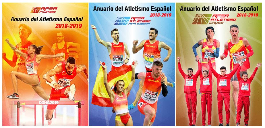 Anuario Atletismo 2018-2019 / RFEA
