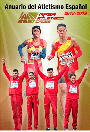 Anuario Atletismo Cross / RFEA