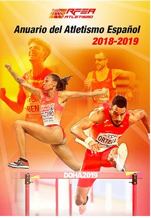 Anuario Atletismo DOHA / RFEA