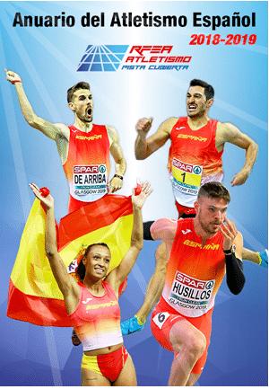 Anuario Atletismo Pista Cuberta / RFEA