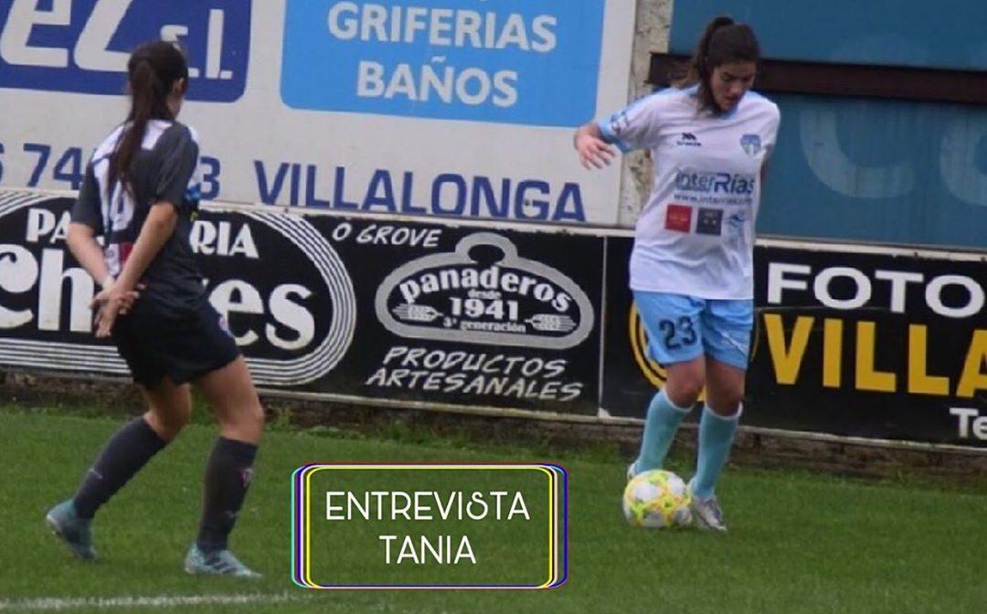 Tania xogadora do Viajes Interrías | VI