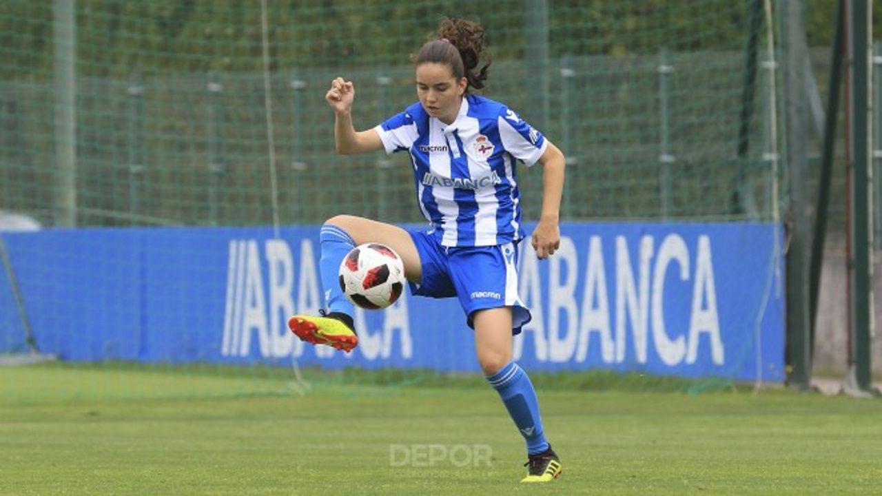 Carlota Sánchez - RCD