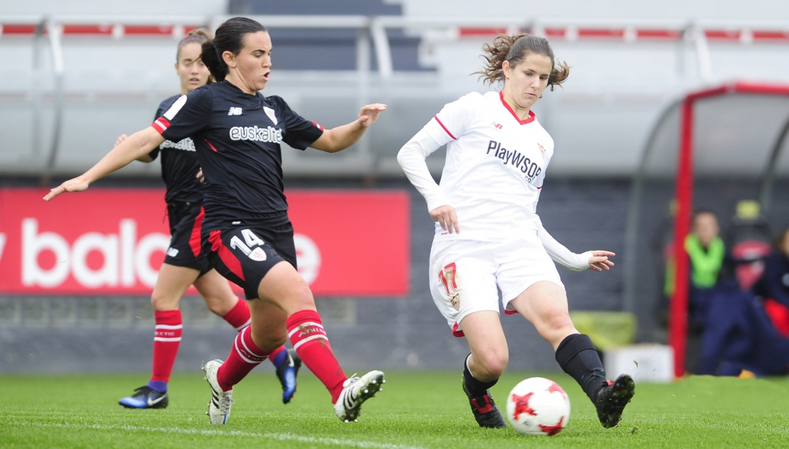 Helena Torres - Athletic Club-Sevilla FC femenino - SFC