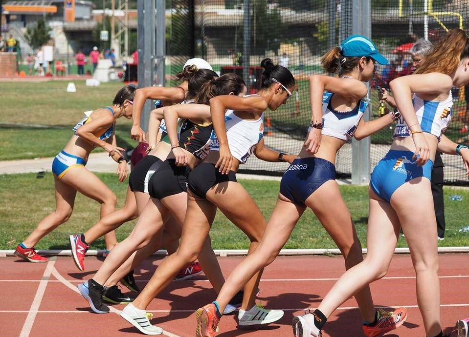 atletismo - FGA