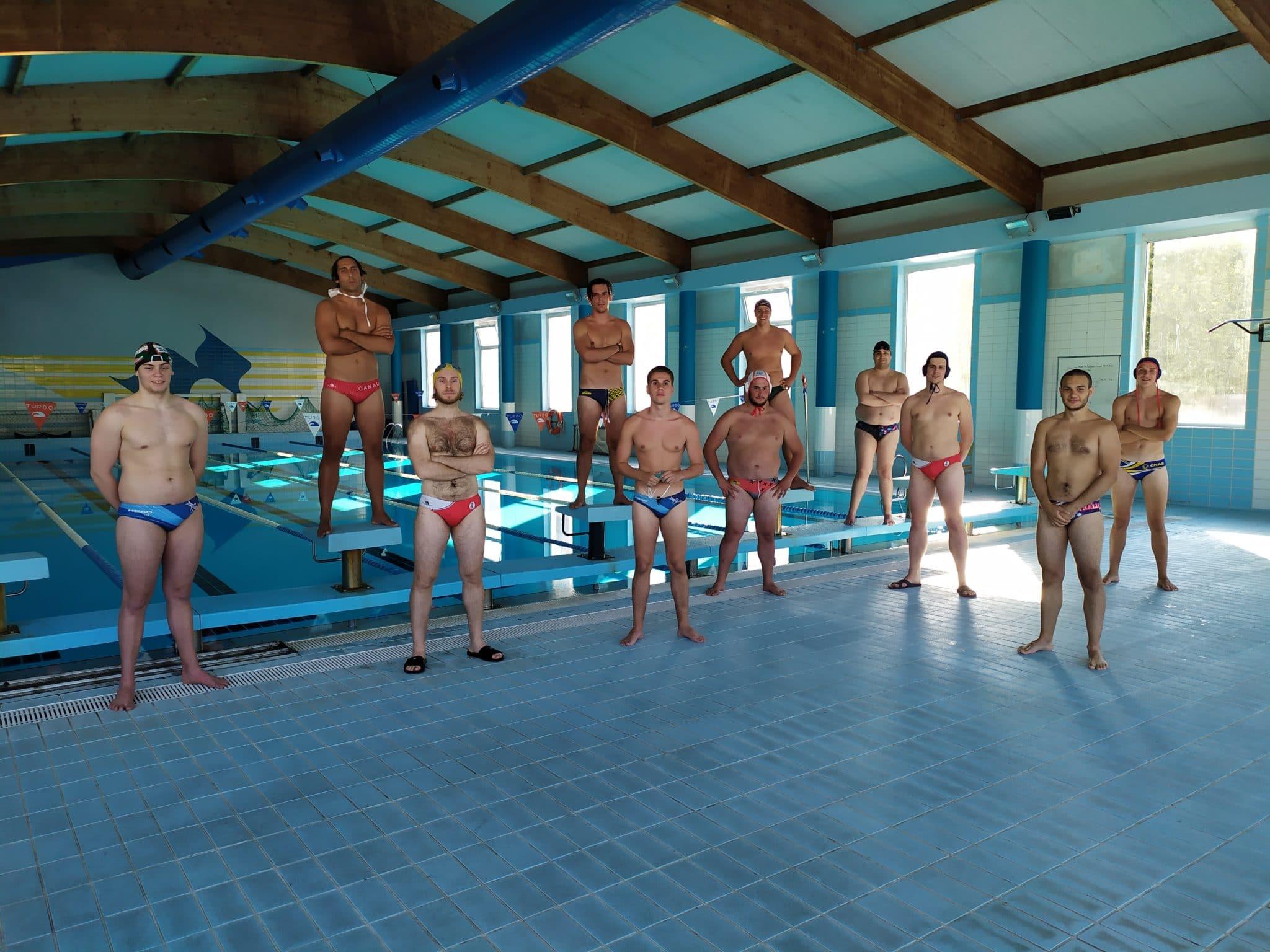 CW Pontevedra volve aos adestramentos   CWP