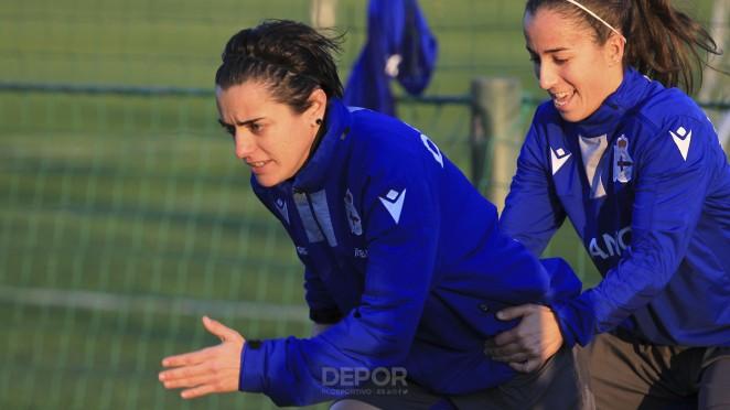 Alba Merino e Cris Martínez - RCD