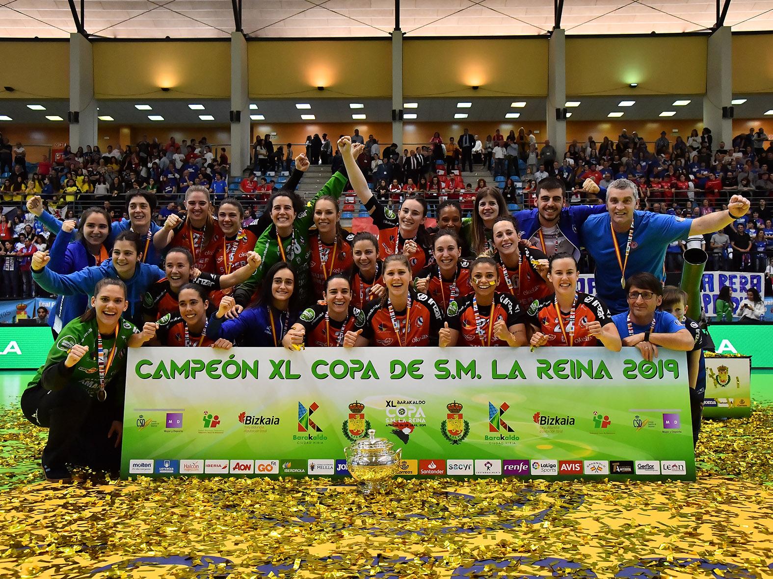 XL Copa de SM Raíña 2019 | RFEBM