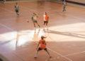 x Final do playoff de ascenso a Primeira División de Fútbol Sala Feminina entre o Viaxes Amarelle e o Valdetires