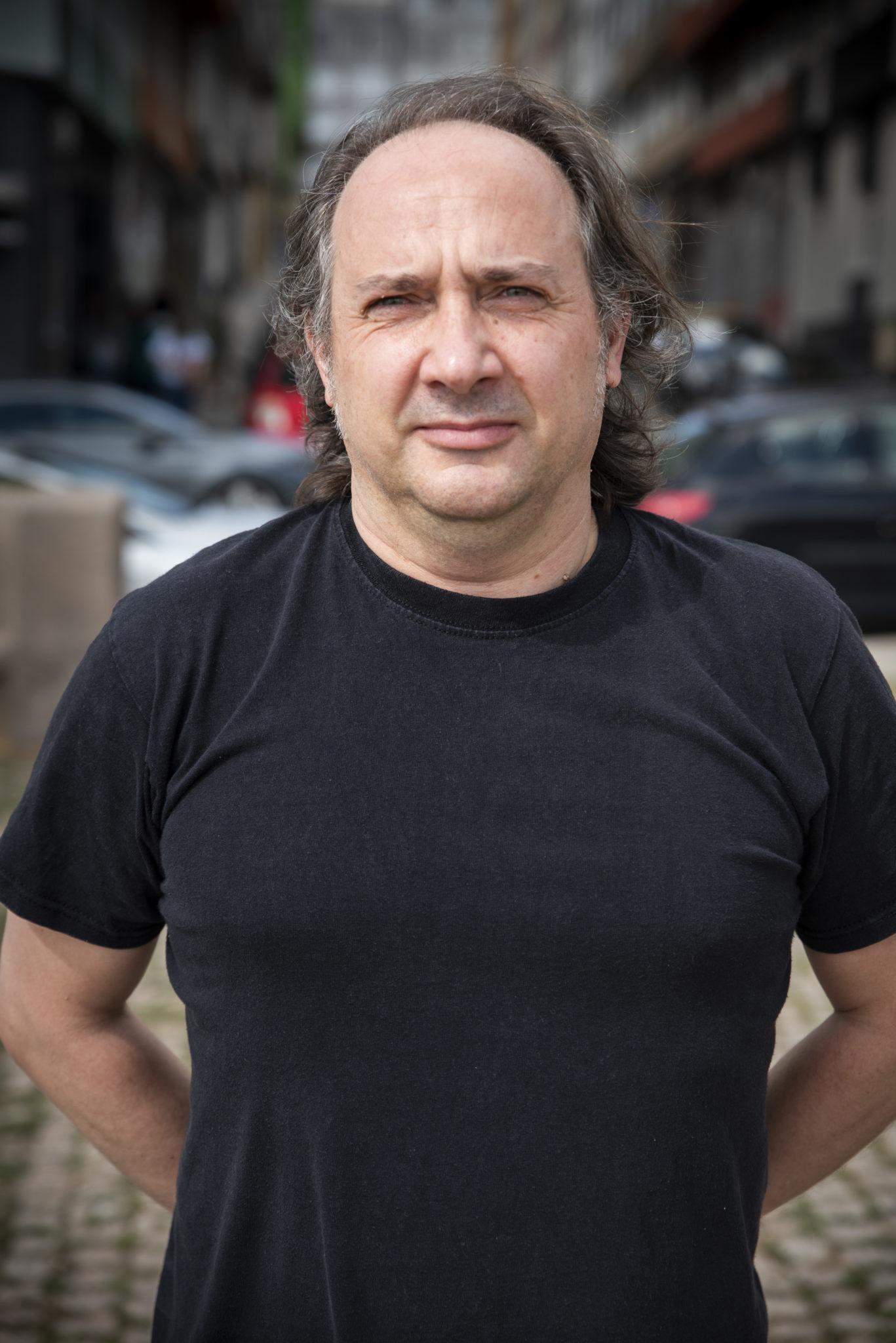 Santi Martínez, adestrador do HC Borbolla