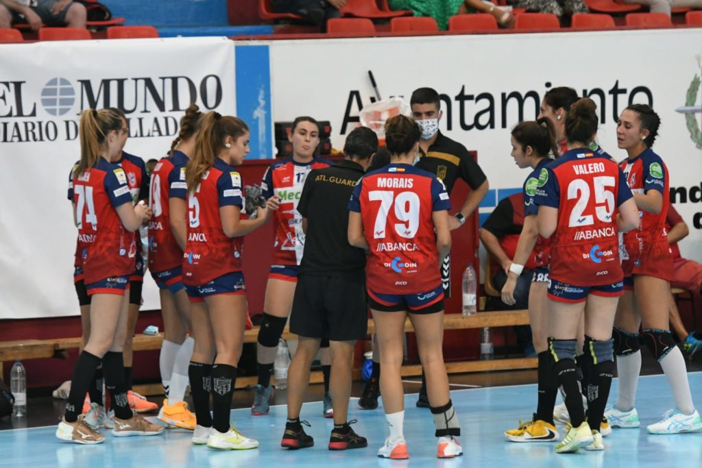 Atlético Guardés, pretemporada contra Aula Alimentos de Valladolid / ©VALENTÍN GLEZ DE GARIBAY