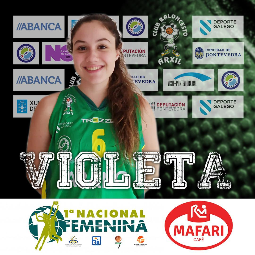 Violeta - ARXIL
