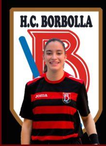 Antía Rivadas, HC Borbolla / HC BORBOLLA